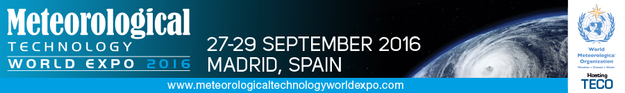 Meteorological exhibition Madrid 2016