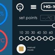 humidity generator USB android app