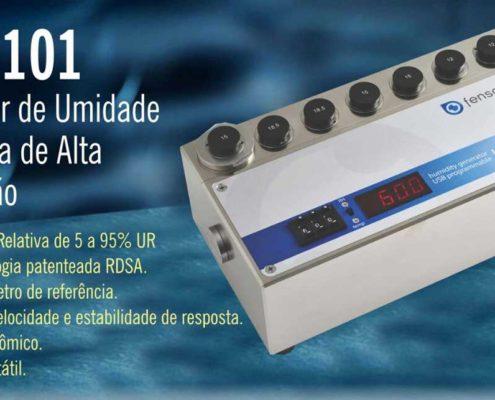 HG-101 demonstrated in Brazil